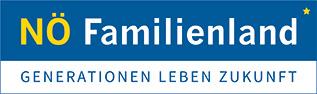 Niederösterreich Familienland Logo